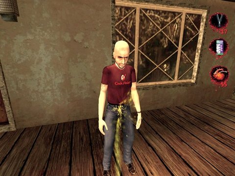 Postal 2: I finished this game without killing a single living thing, thanks to my humongous bladder.