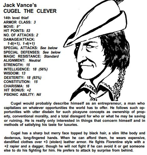 Cugel the Clever