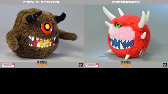 Doom plush toys