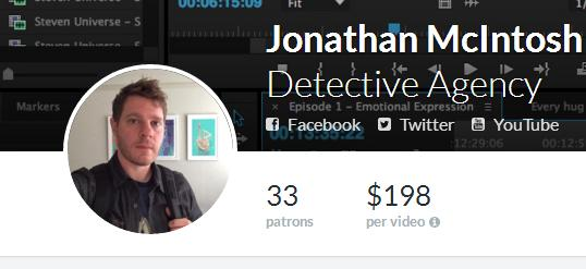 Jonathan McIntosh patreon