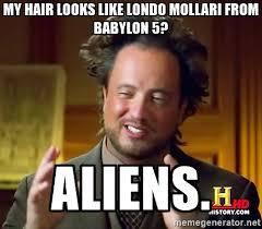 londo molari aliens